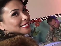 Sit back, relax and Vaniity will make you forget your fiance with her lovely creamy stick